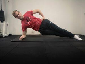 Side Plank konec
