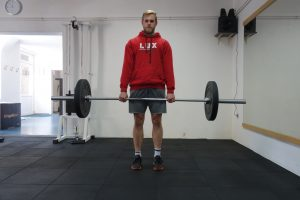 Deadlift end